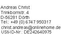 Impressum von Mein-Toptarif.de